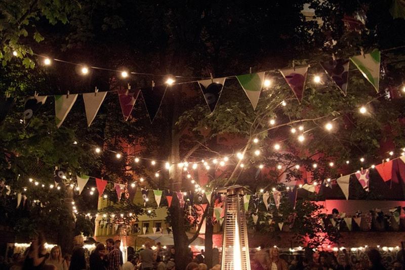 iluminacion eventos