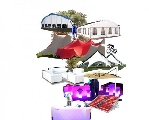 alquiler de material para eventos madrid